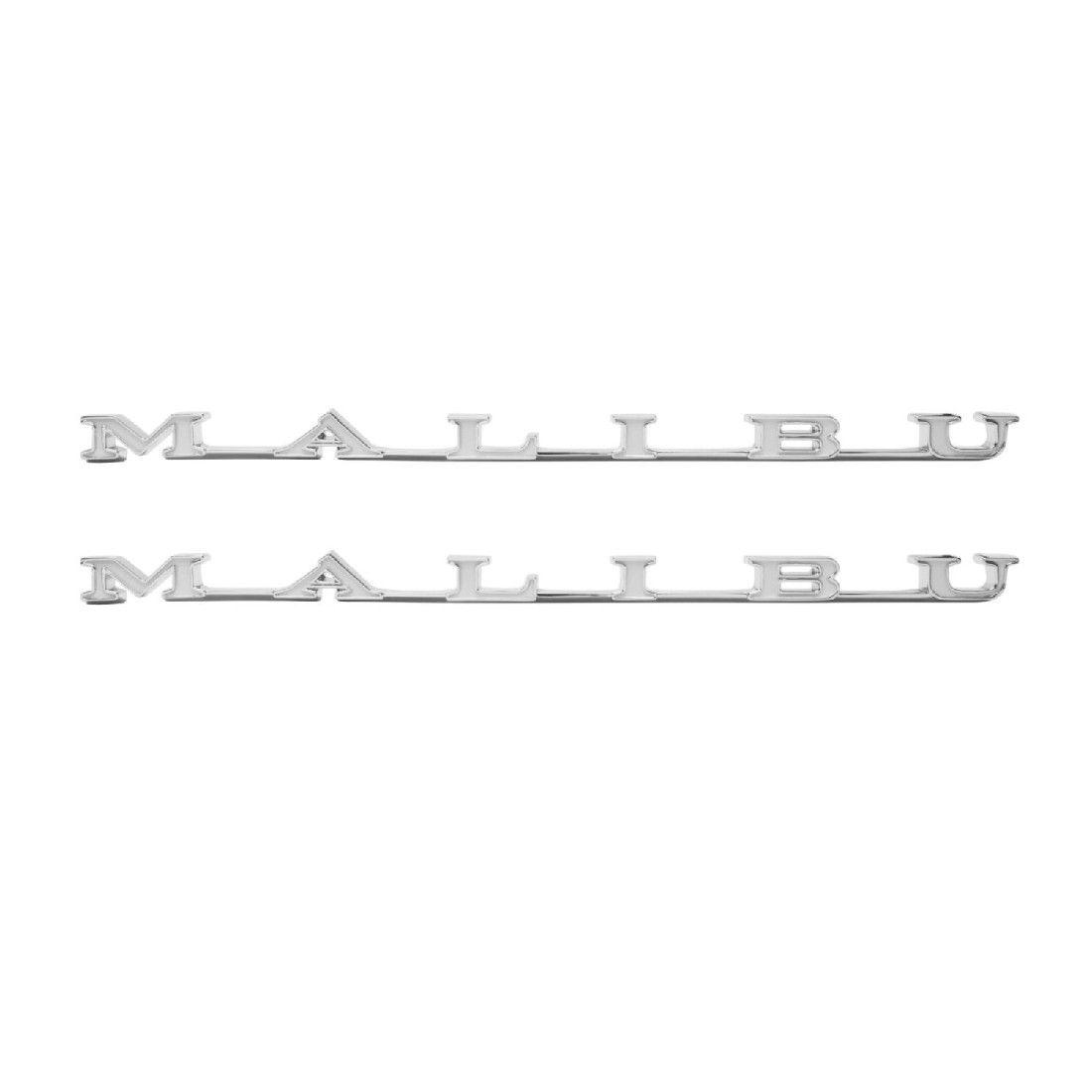 1970 Chevelle Malibu Fender Emblems