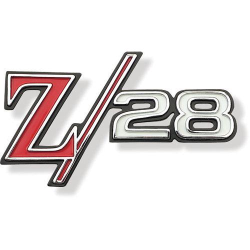 1968 Camaro Z/28 Fender Emblem