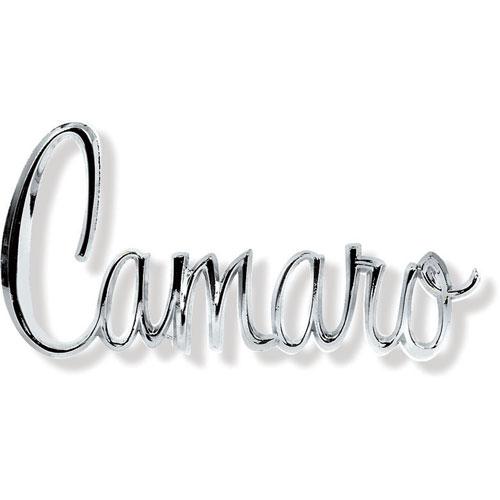 1970-1974 Camaro Fender Emblem