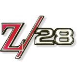 1969 Camaro Z/28 Tail Panel Emblem