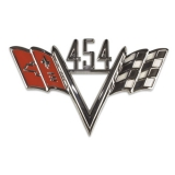 Universal Crossflag Emblem 454