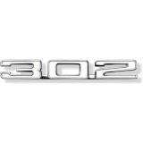 1969 Chevrolet 302 Hood Emblem