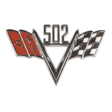 Universal Crossflag Emblem 502