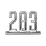 1965 Chevelle 283 Fender Emblem