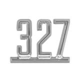 1965 Chevelle 327 Fender Emblem
