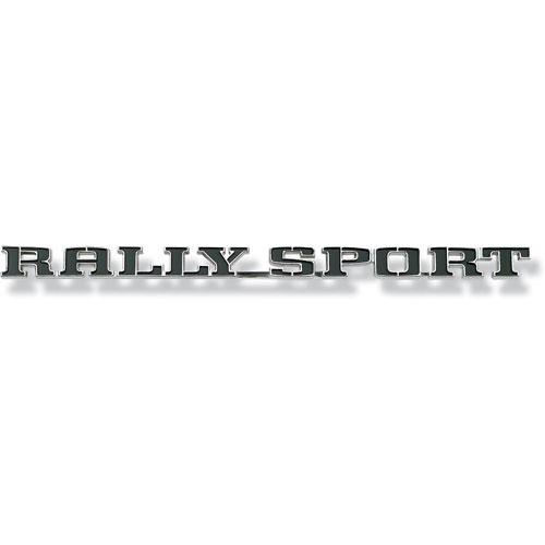 1970-1973 Camaro Rally Sport Fender Emblem