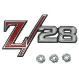 1969 Camaro Z/28 Fender Emblem