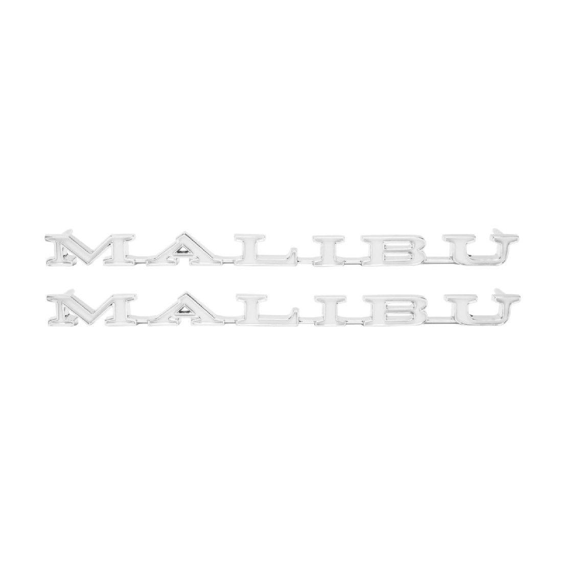 1971-1972 Chevelle Malibu El Camino 350 Grille Emblem EA