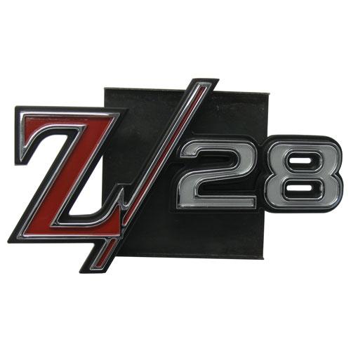1969 Camaro Z/28 Grille Emblem