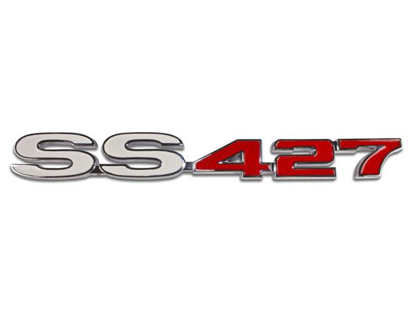 Camaro Baldwin Motion 427 Emblem GM 7752254