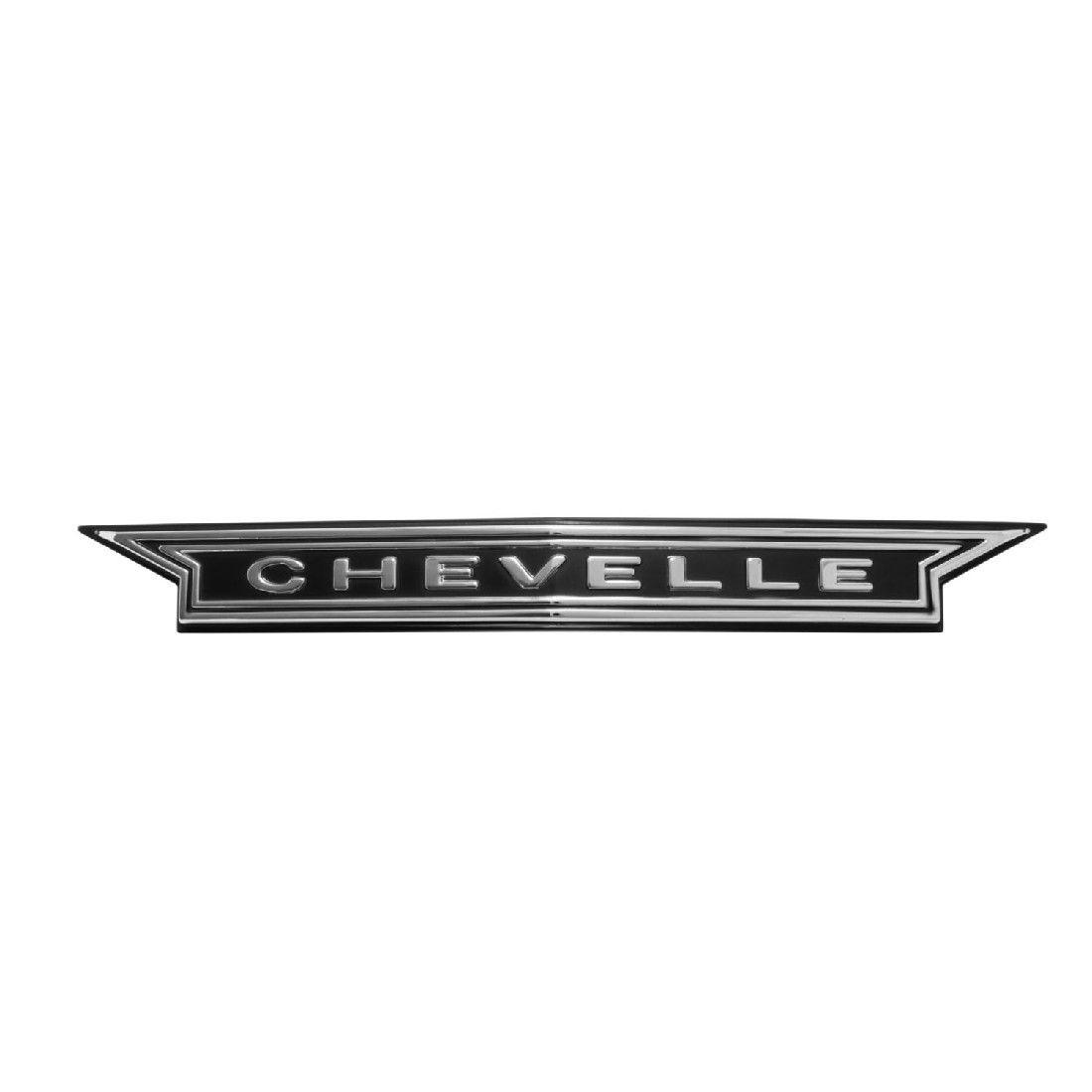 1966 Chevelle Grille Emblem