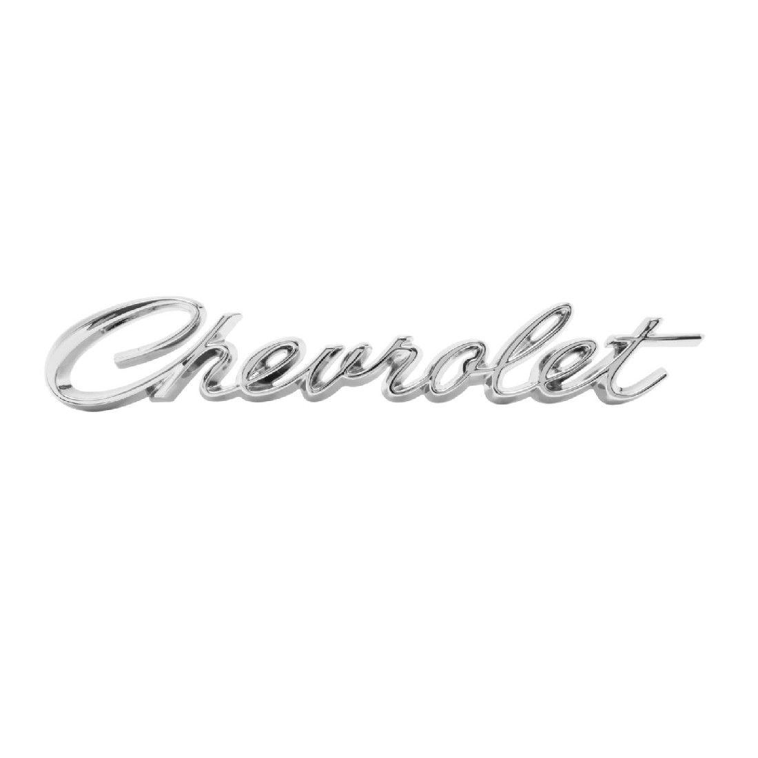 1968-1969 El Camino Chevrolet Tail Gate Emblem