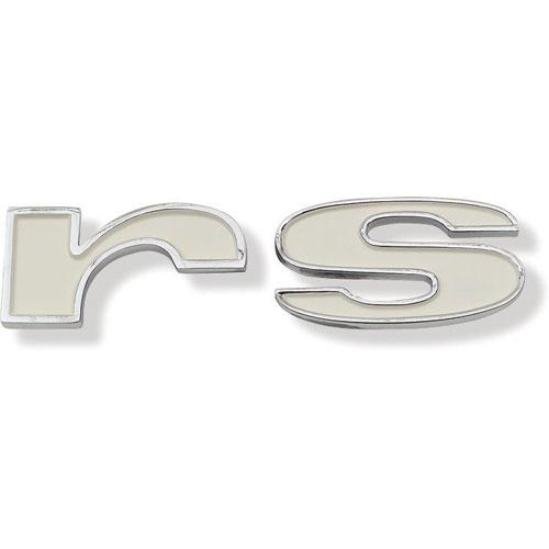 1967 Camaro RS Fender Emblem