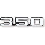 1969 Chevrolet 350 Fender Emblem