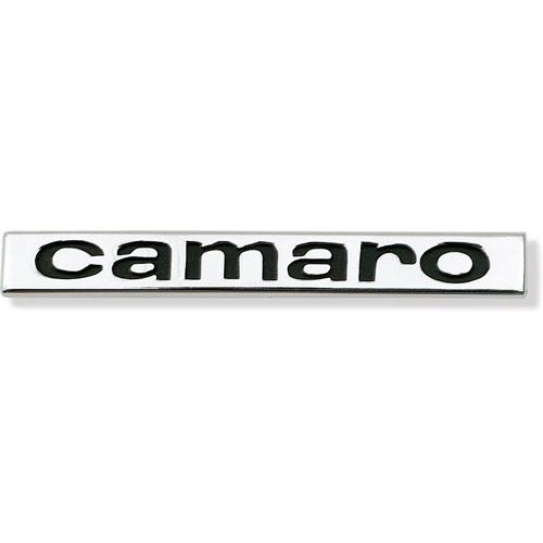 1967 Camaro Header Panel / Trunk Lid Logo