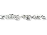 1968 Chevrolet Rally Sport Fender Emblem