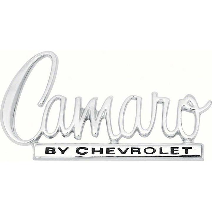 1970 Camaro Trunk Lid Emblem
