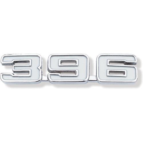 1969 Camaro 396 Fender Emblem