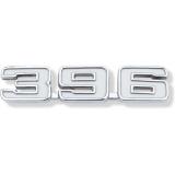 1969 Chevrolet 396 Fender Emblem