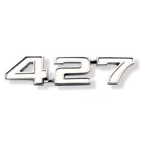 1969-1974 Nova 427 Fender Emblem