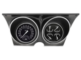 1967-1968 Camaro Classic Instruments Gauge Kit Traditional: CAM67TR