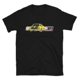 Ground Up SS396.com T-Shirt, Medium, Camaro Design
