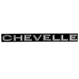1972 Chevelle Grille Emblem