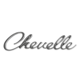 1968-1969 Chevelle Header Panel Emblem