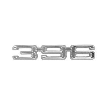 1969-1970 Chevelle 396 Fender Emblem