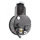 1969 Nova Power Steering Pump, SB, Black