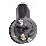 1962-1967 Nova Power Steering Pump, Non-V8, Black