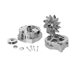 1971-1977 El Camino Chrome Alternator Case Kit