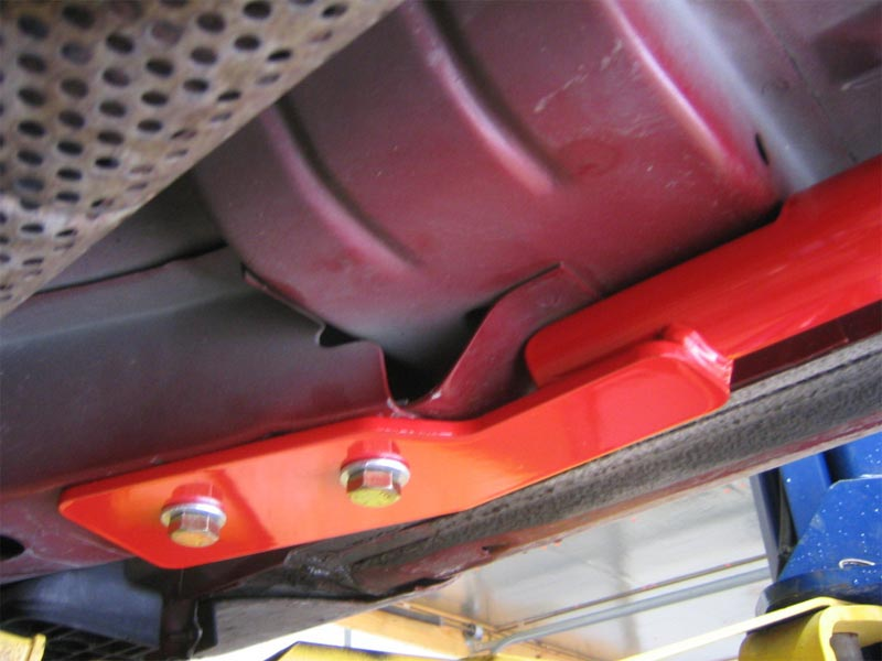 1993 2002 Chevrolet Coupe Umi Tubular Subframe Connectors