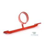 1993-2002 Camaro UMI Drive Shaft Safety Loop, Red