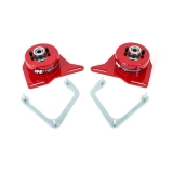 1982-1992 Camaro UMI Spherical Caster/Camber Plates - Red