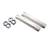 1964-1970 Chevelle UMI Heavy Duty Billet Aluminum Tie Rod Adjusting Sleeves