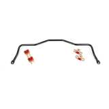 1982-2002 Camaro UMI Tubular Rear Sway Bar, 22mm, Black: 2113-B