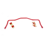 1982-2002 Camaro UMI Tubular Rear Sway Bar, 22mm, Red: 2113-R