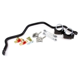 1982-2002 Camaro UMI Rear Drag Sway Bar, Stock Rear End, Black: 2245-275-B