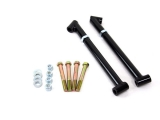 UMI 1964-1967 Chevelle Trailing Arm Reinforcements / Frame Braces, Black