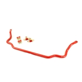 1964-1972 Chevelle UMI 1.25 Inch Solid Front Sway Bar, Red
