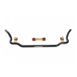 1970-1981 Camaro Front Sway Bar Solid 1-5/16 Inch With OE Style Mounts Black: 4067-B