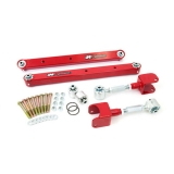 1968-1972 Chevelle UMI Pro-Touring Rear Suspension Kit, Red