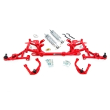 1998-2002 Camaro UMI LS1 Front End Kit, Street Stage 4, Red: FBS004-R