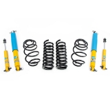 1968-1972 Chevrolet UMI Coil Spring & Shock Kit, Factory Height