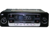 1978-1988 G-Body Custom Autosound DIN Radio with CD Player Black Face