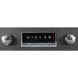 1968 Chevrolet Custom AutoSound USA-740 AM/FM 300 Watt Stereo, Bluetooth Built-In