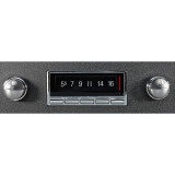 1968-1976 Nova Custom AutoSound USA-740 AM/FM 300 Watt Stereo, Bluetooth Built-In