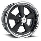 Series 463, Black/Chrome Super Spoke