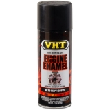 VHT High Temperature Engine Enamel; Flat Black; 11 oz. Aerosol